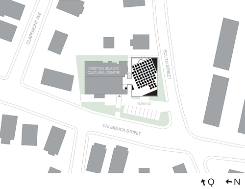 site plan mosque boston